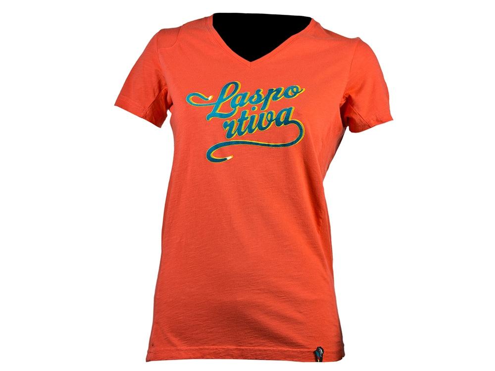 La Sportiva LaspoDiva T-Shirt Damen coral