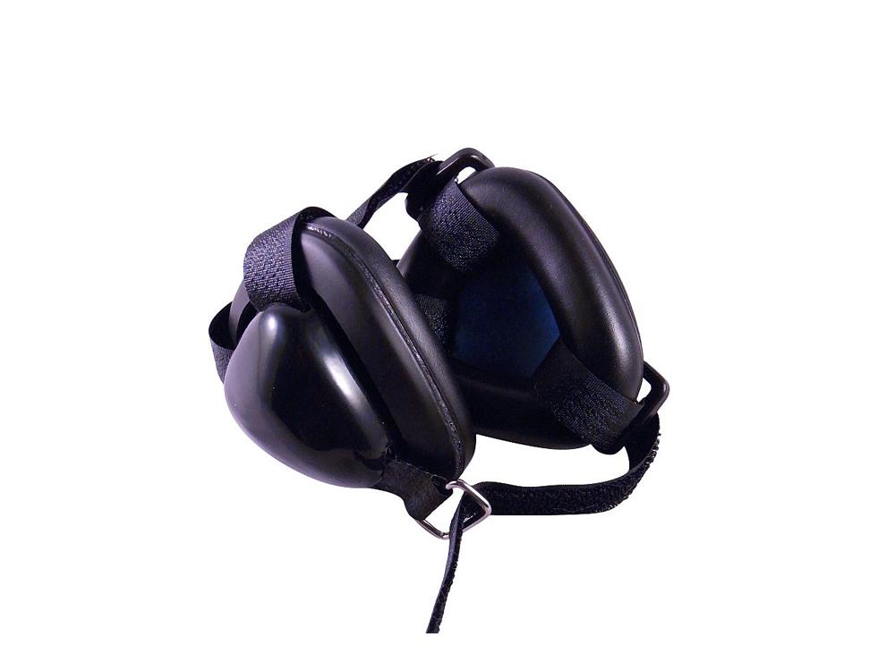Mutt Muffs® Gehörschutz für Hunde -schwarz-