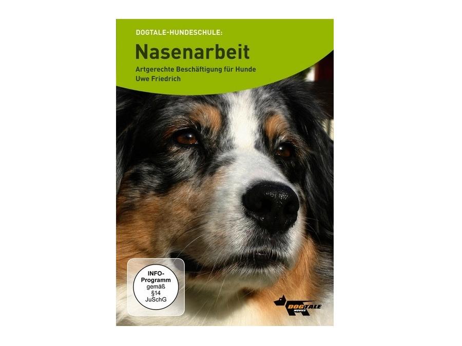 DVD Nasenarbeit - artgerechte Beschäftigung
