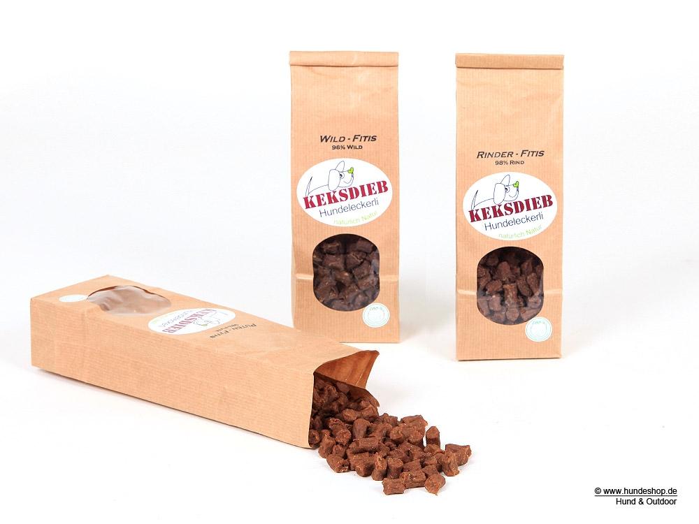Keksdieb Puten-Fitis für Hunde getreidefrei