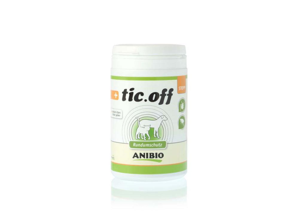 Anibio tic-off natürlicher Floh- und Zeckenschutz
