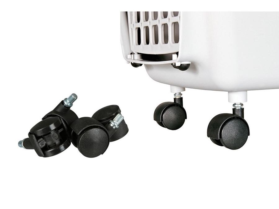 Rollensatz für Gulliver 3 Hundebox Flugbox