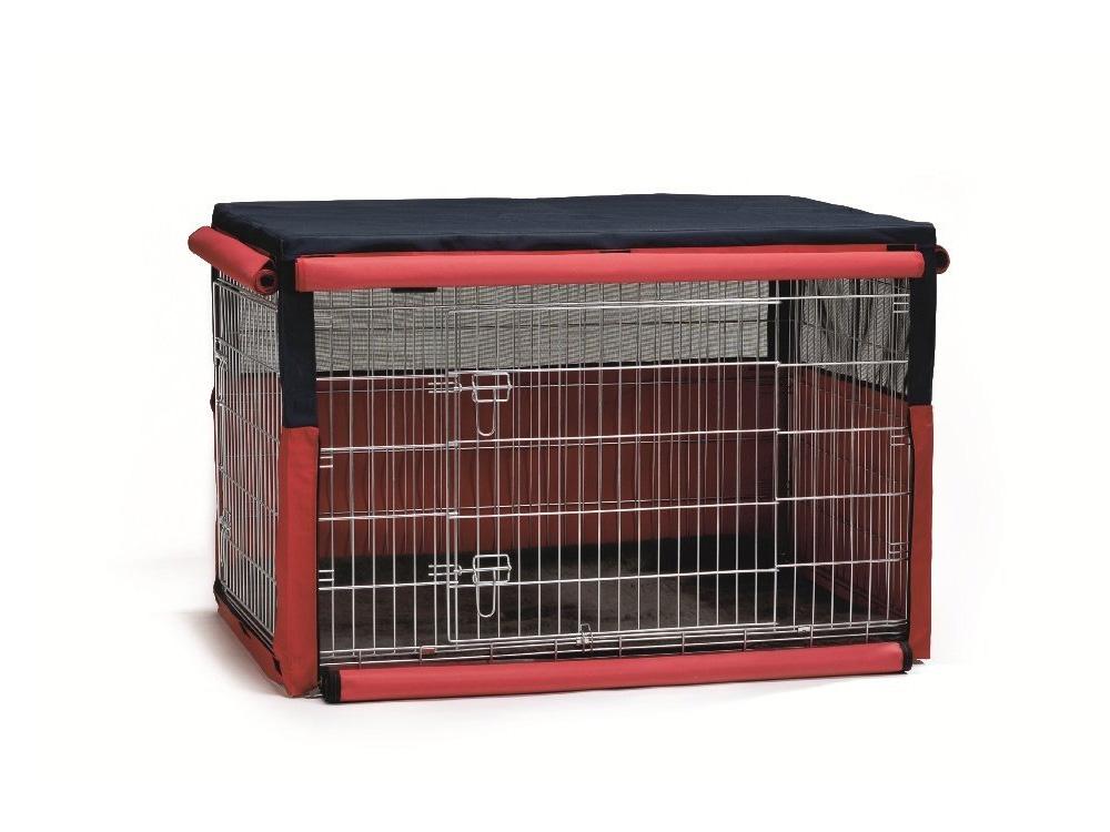 Nylonüberzug für Hundebox Transportkäfig