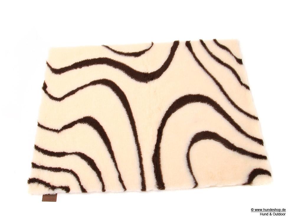 Vetbed™ Isobed SL -Wave- creme/braun 100 x 75cm 100 x 75cm