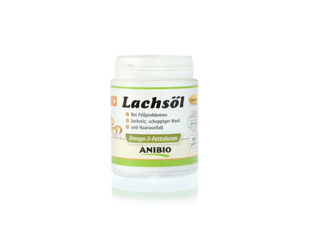 Anibio Lachsölkapseln