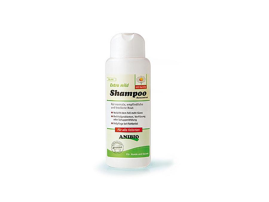 Anibio Hundeshampoo Konzentrat extra mild