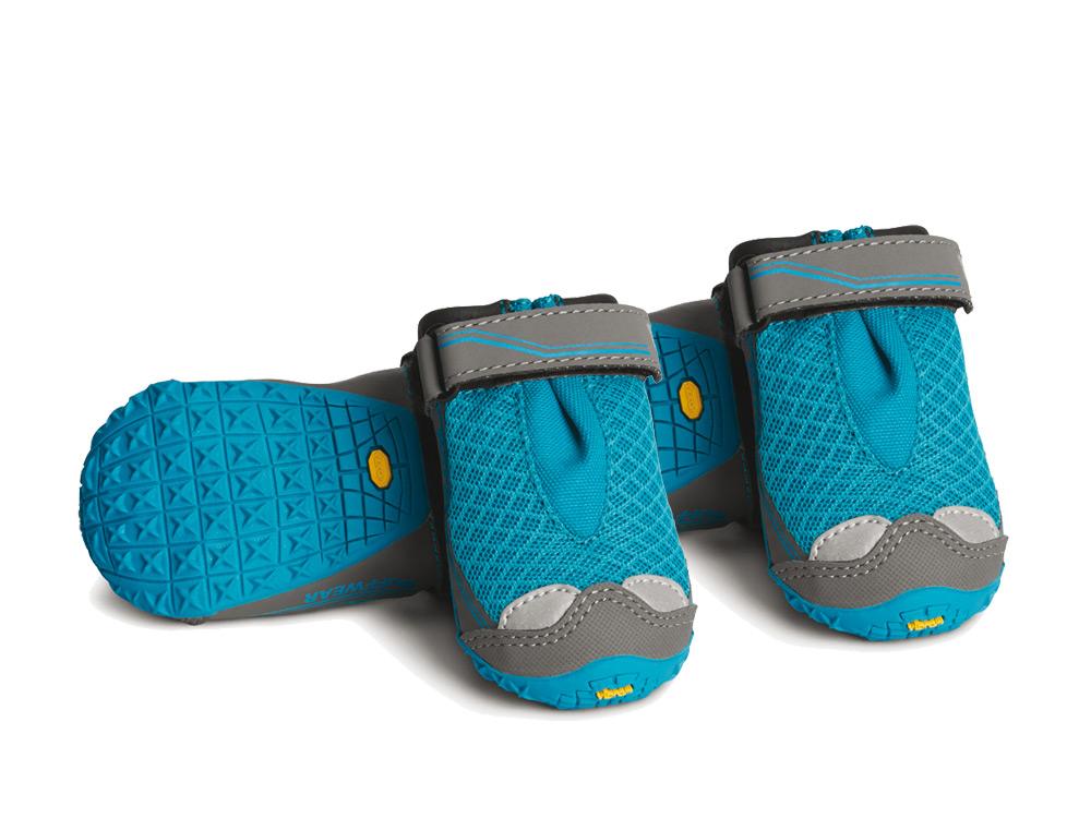 Ruffwear Grip Trex ™ Hundeschuhe Blue Spring