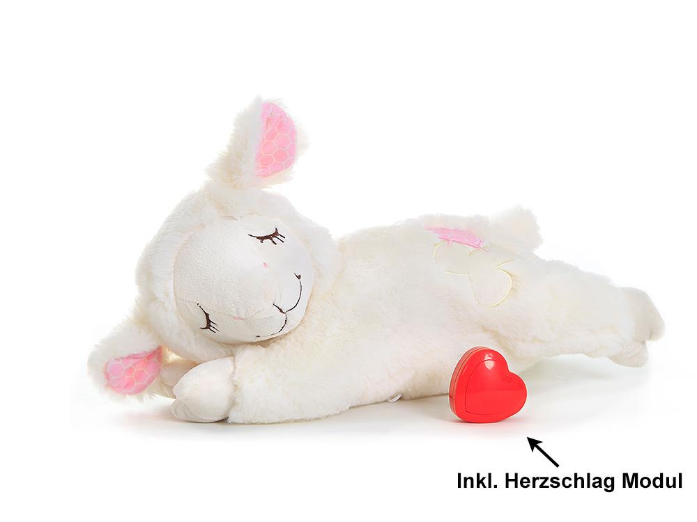 Kleiner Welpe Herzschlag-Schaf