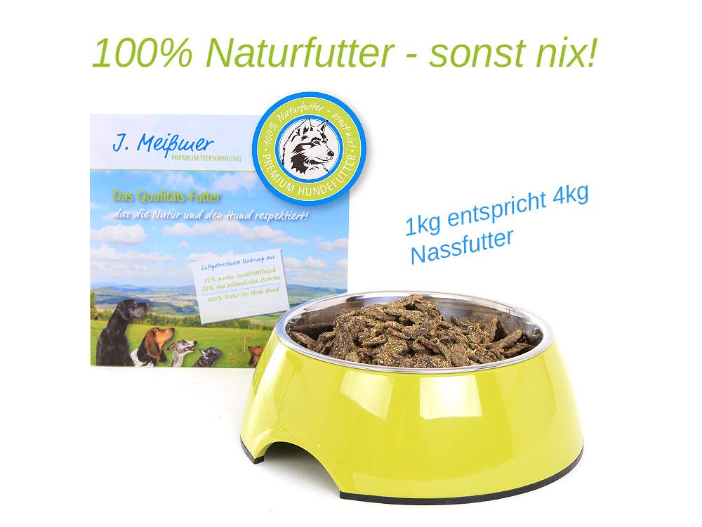 BALF Premium Hundefutter Lamm mit Obst/Gemüse
