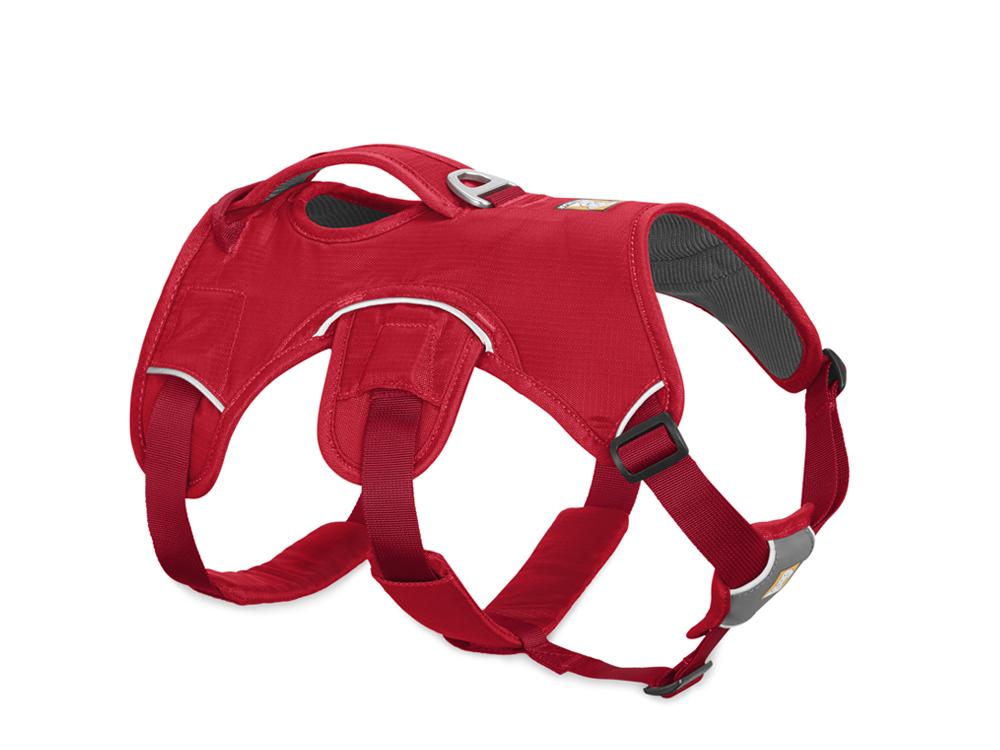 Ruffwear Web Master™ Hundegeschirr Red Currant