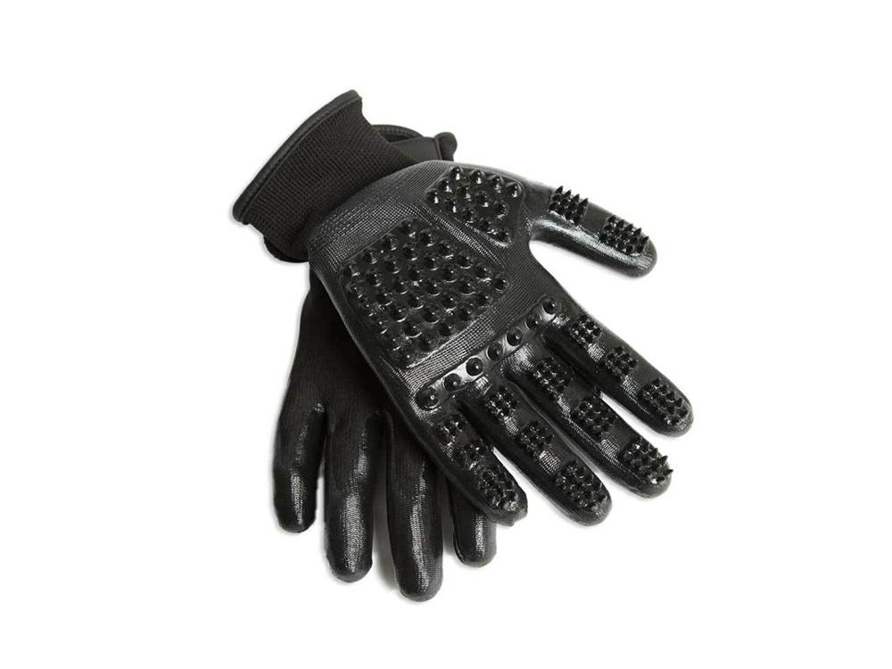 Fellpflege Handschuhe für Hunde