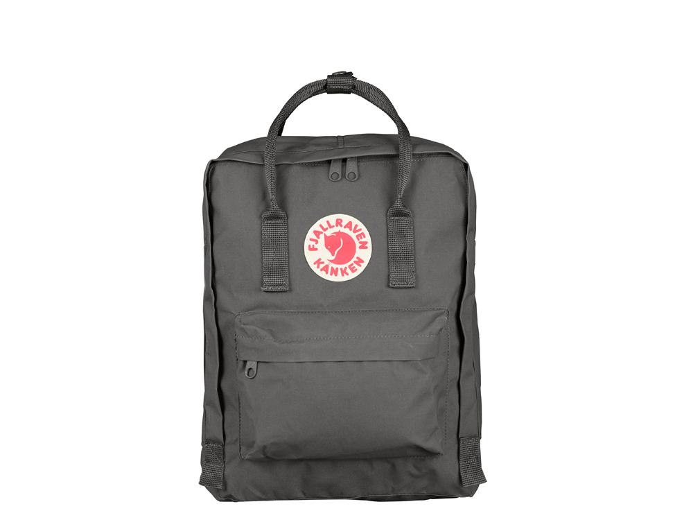 Fjäll Räven Rucksack Daypack Kanken Super grey