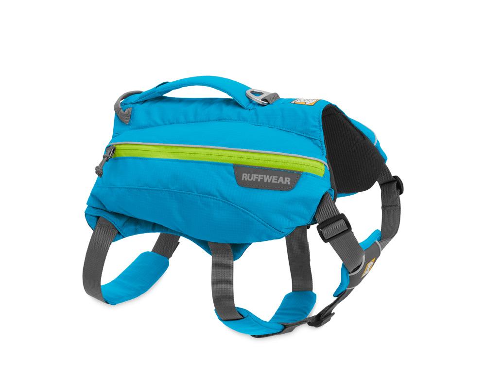 Ruffwear Singletrak™ Pack Hunderucksack blue dusk