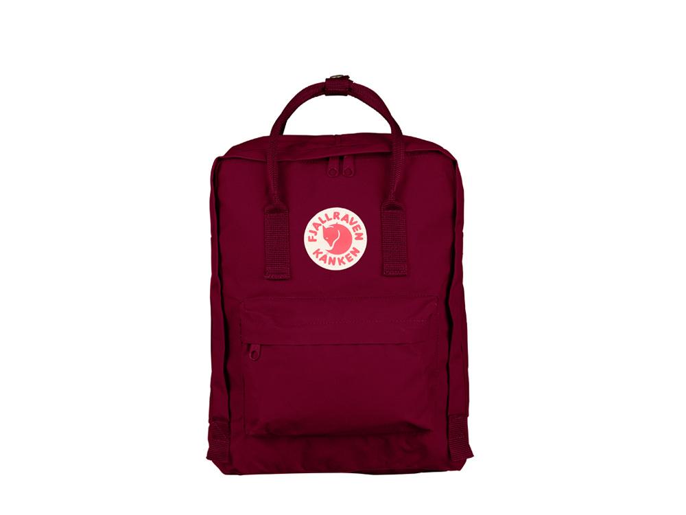 Fjäll Räven Rucksack Daypack Kanken plum