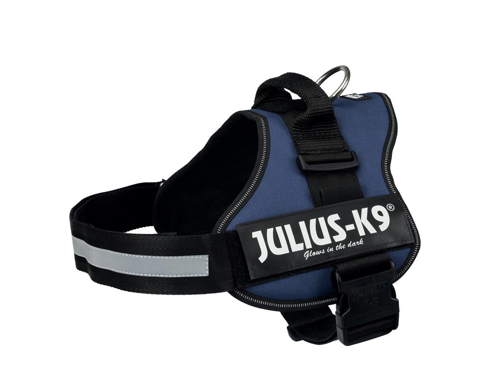 Julius K9 Power Hundegeschirr indigo