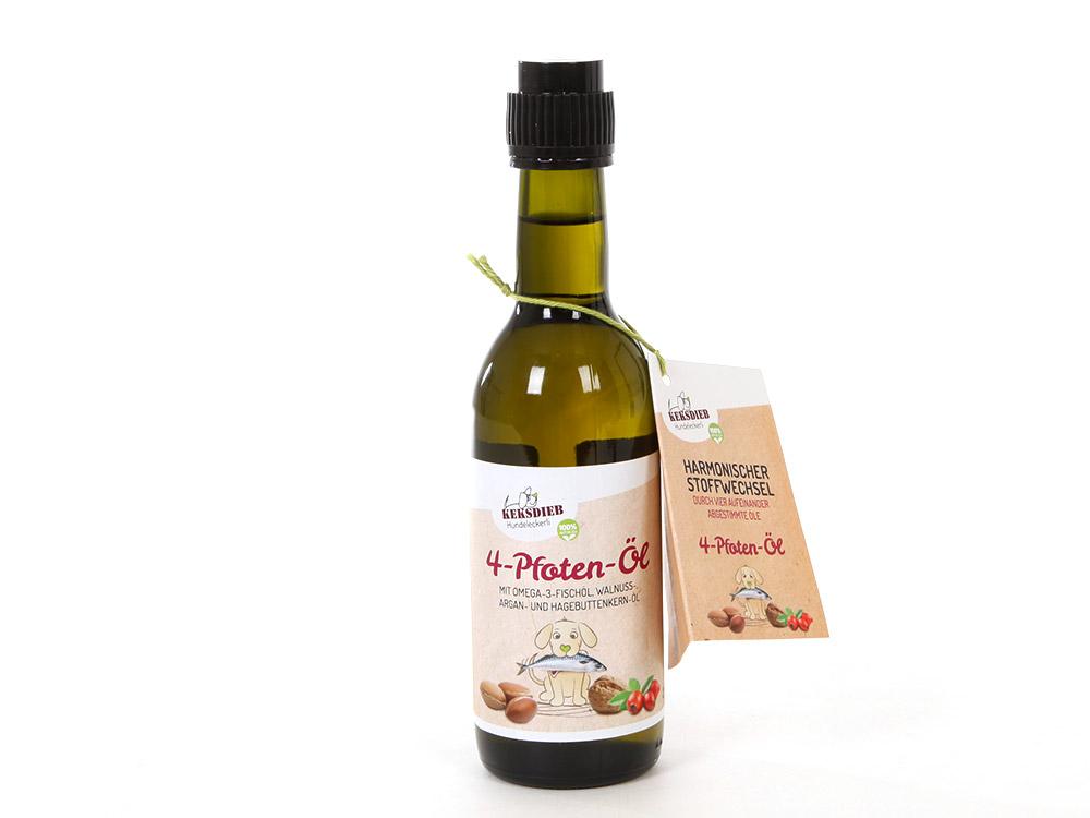 Keksdieb 4-Pfoten-Öl