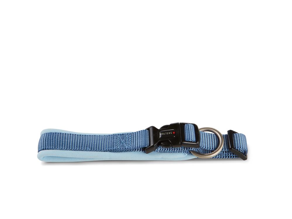 Wolters Hundehalsband Professional Comfort blau