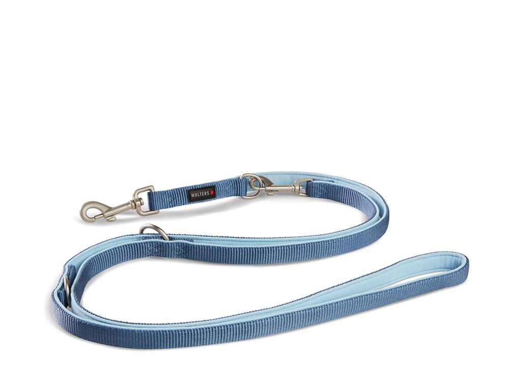 Wolters HundeleineProfessional Comfort blau