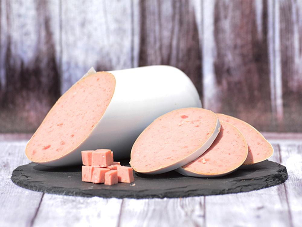 Mirals Hundewurst Lamm 99,5% Muskelfleisch