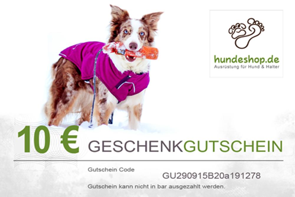 Geschenkgutschein über 10,00 Euro