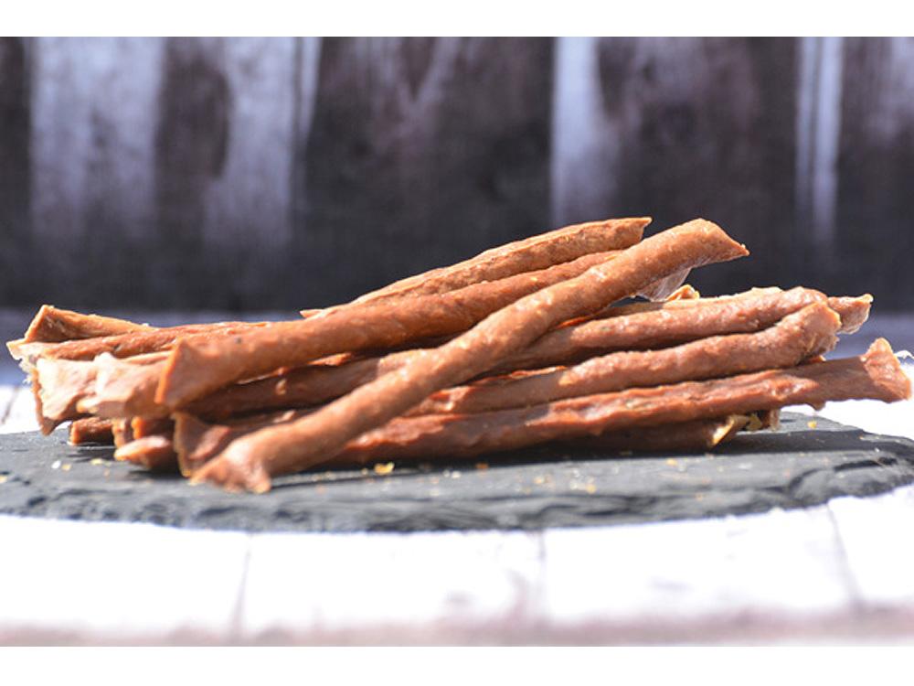 Mirals Snacksticks Lachs 100 % Muskelfleisch