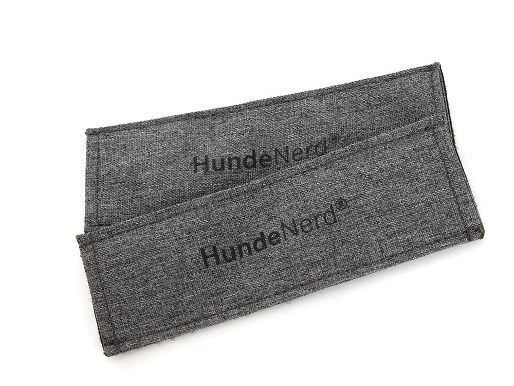 Hundenerd® V2 Klettlogo Patches 2