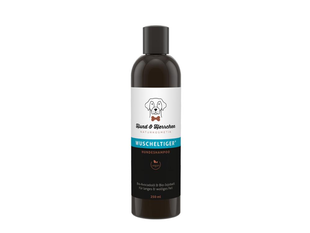 Hundeshampoo Wuscheltiger® für langesFell
