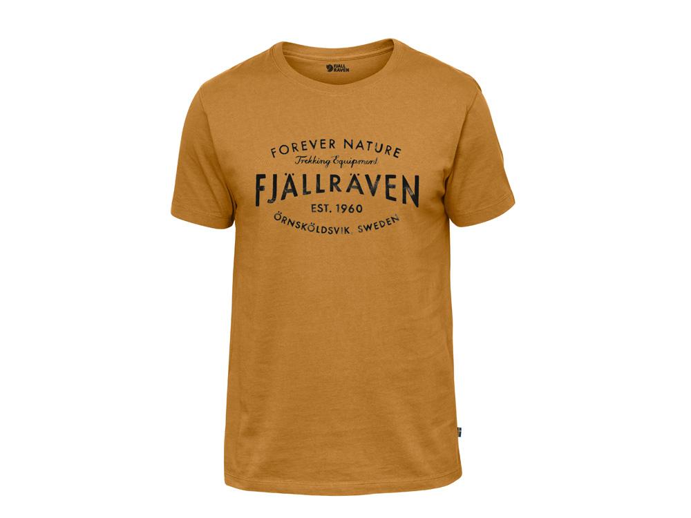 Fjäll Räven Est. 1960 T-Shirt Herren acorn