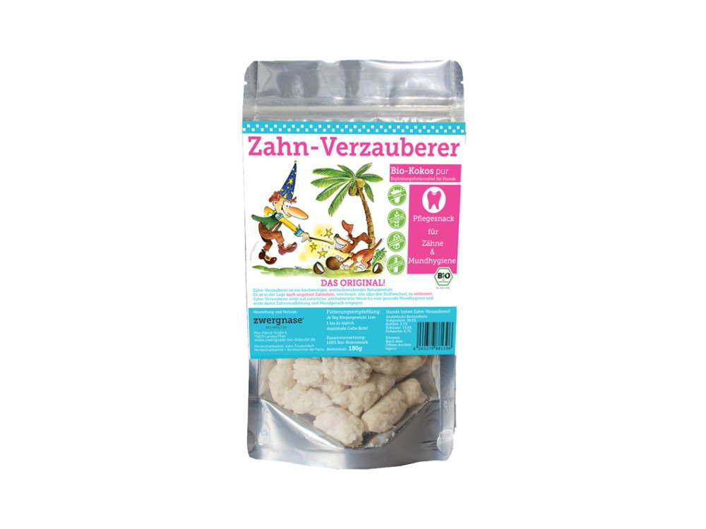 Zwergnase® Bio Zahn Verzauberer