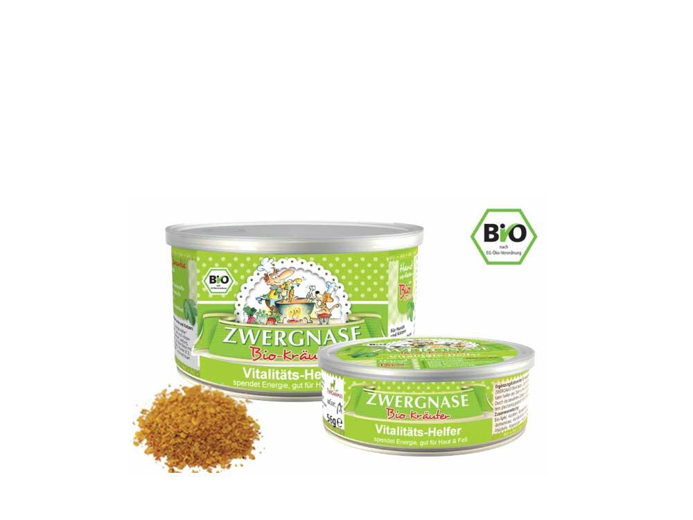 Zwergnase® Bio Vitalitäts Helfer