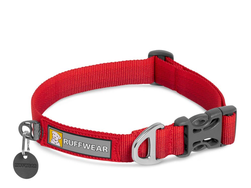 Ruffwear Front Range™ 2.0 Hundehalsband Red Sumac