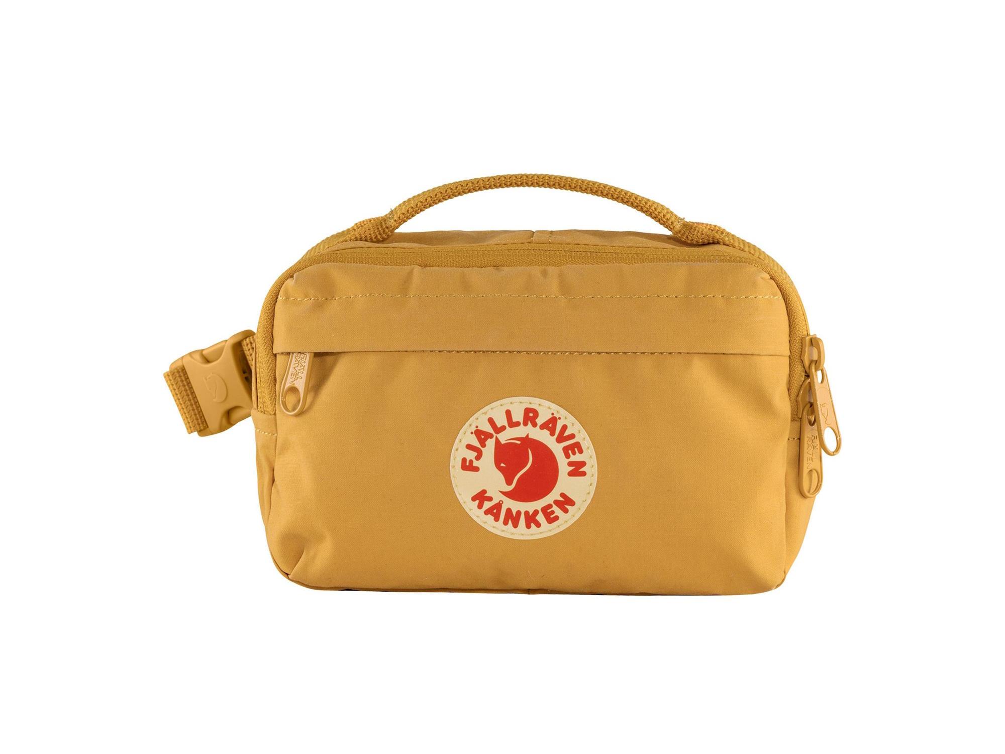 Fjäll Räven Kanken Hip Pack Hüfttasche ochre