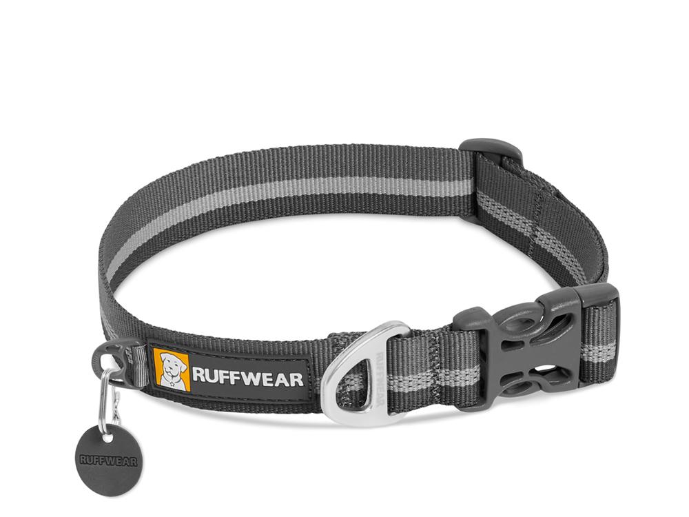 Ruffwear Crag™ Collar Hundehalsband granite gray