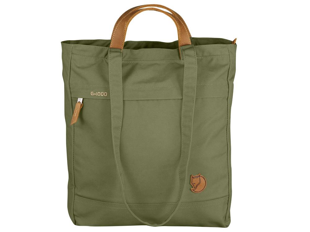Fjäll Räven Rucksack Tasche Totepack No.1 green