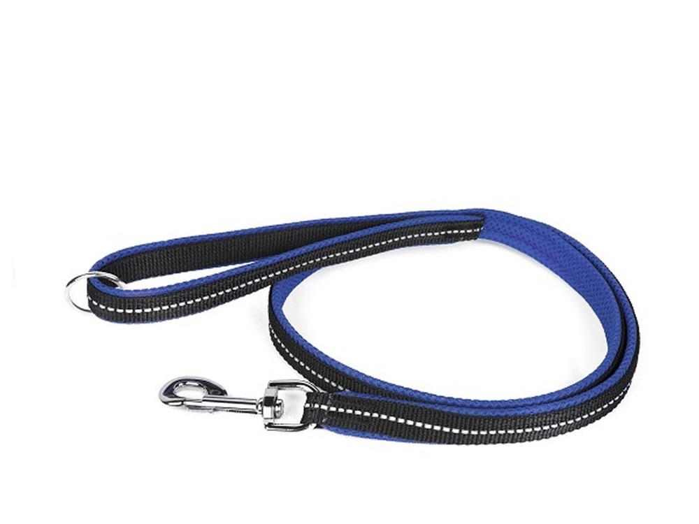 Julius K9® IDC PowAIR Hundeleine blau