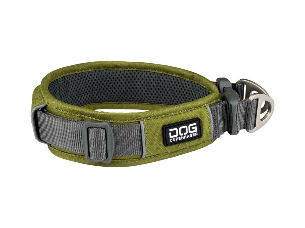 Dog Copenhagen Urban Explorer V2 Halsband Hunting Green