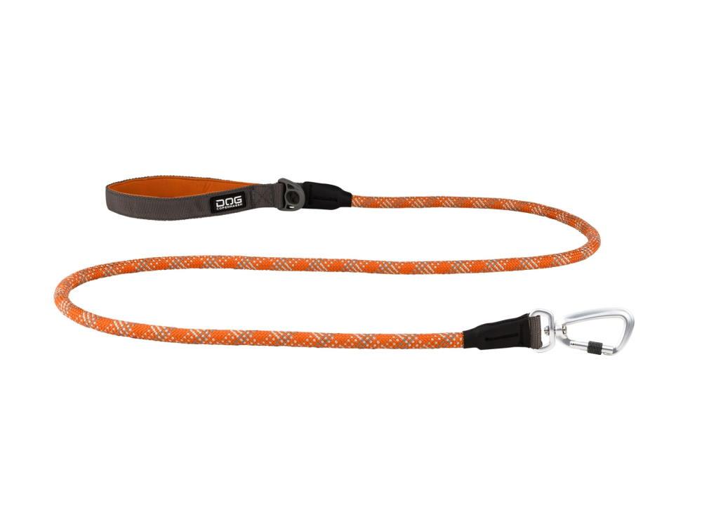 Dog Copenhagen Urban Rope V2 Hundeleine Orange Sun