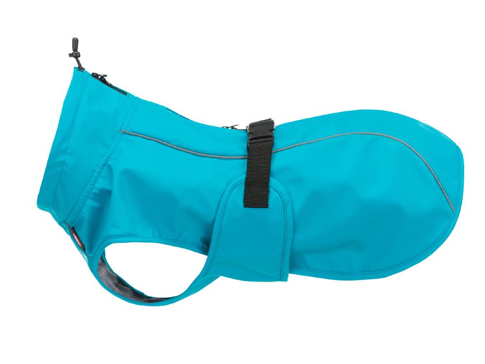 Hundemantel Regenmantel Vimy blau