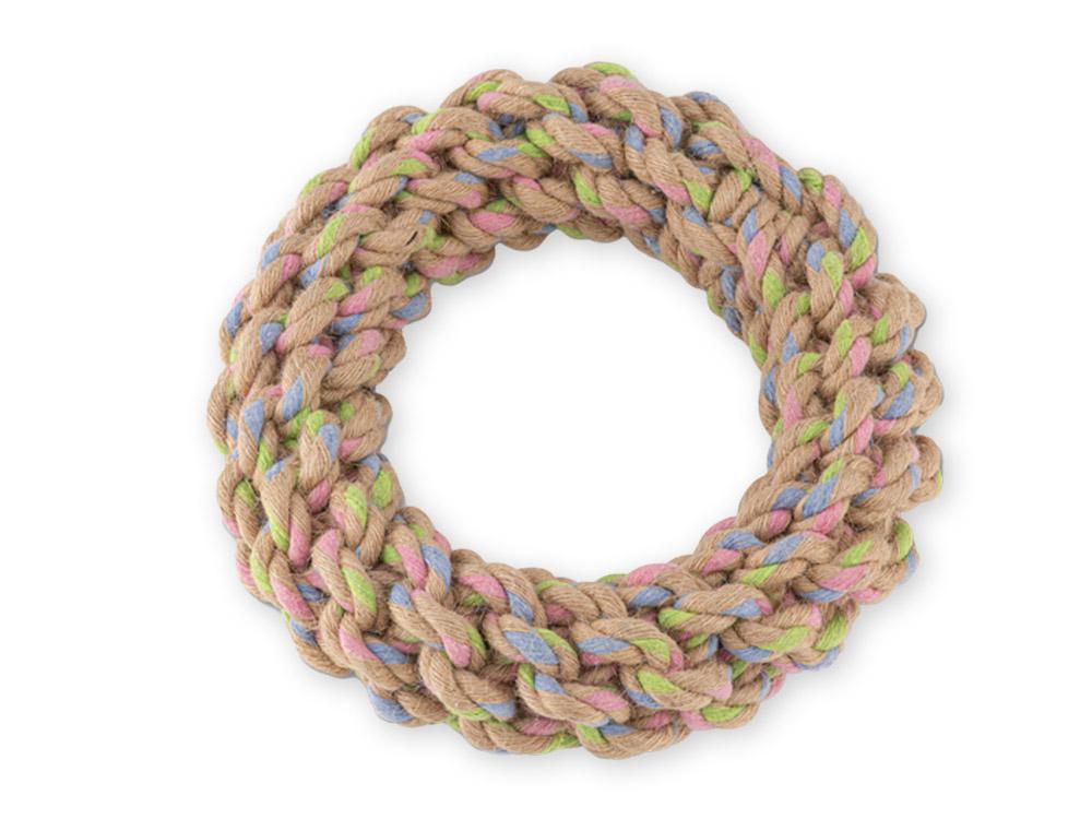 Beco Rope Hanf Knotentau Ring
