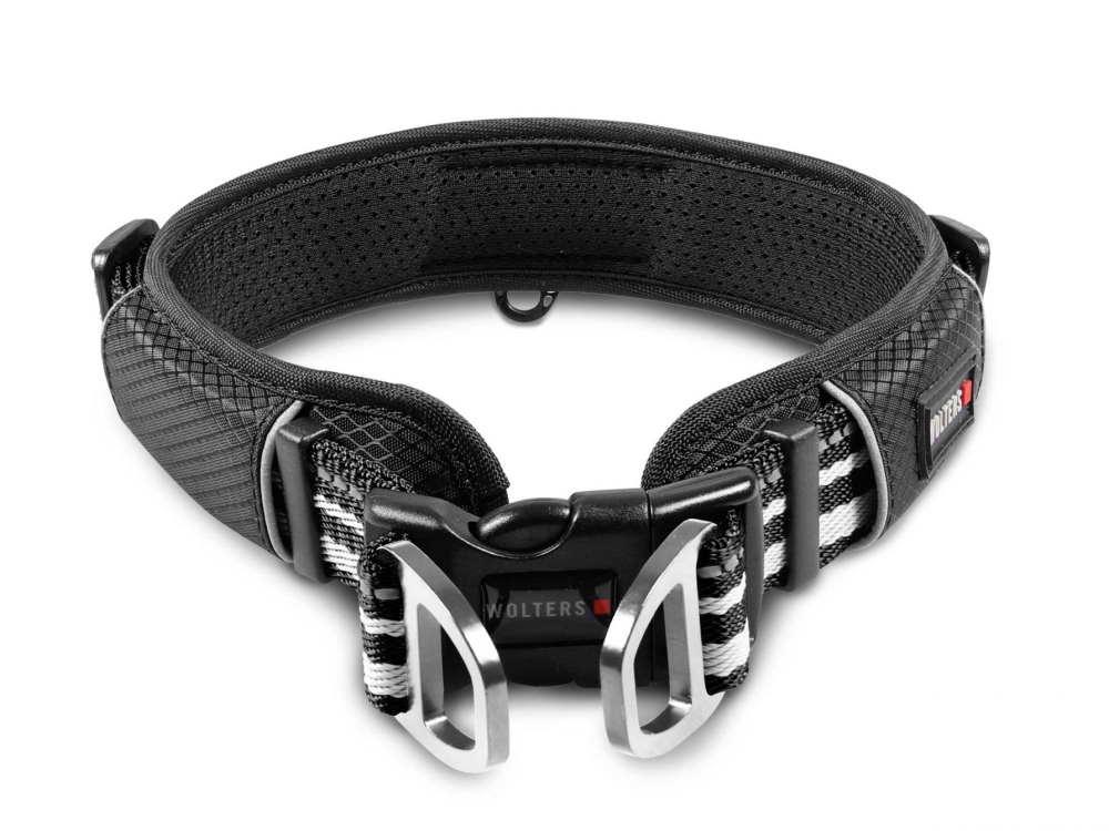 Wolters Active Pro Halsband schwarz/schwarz