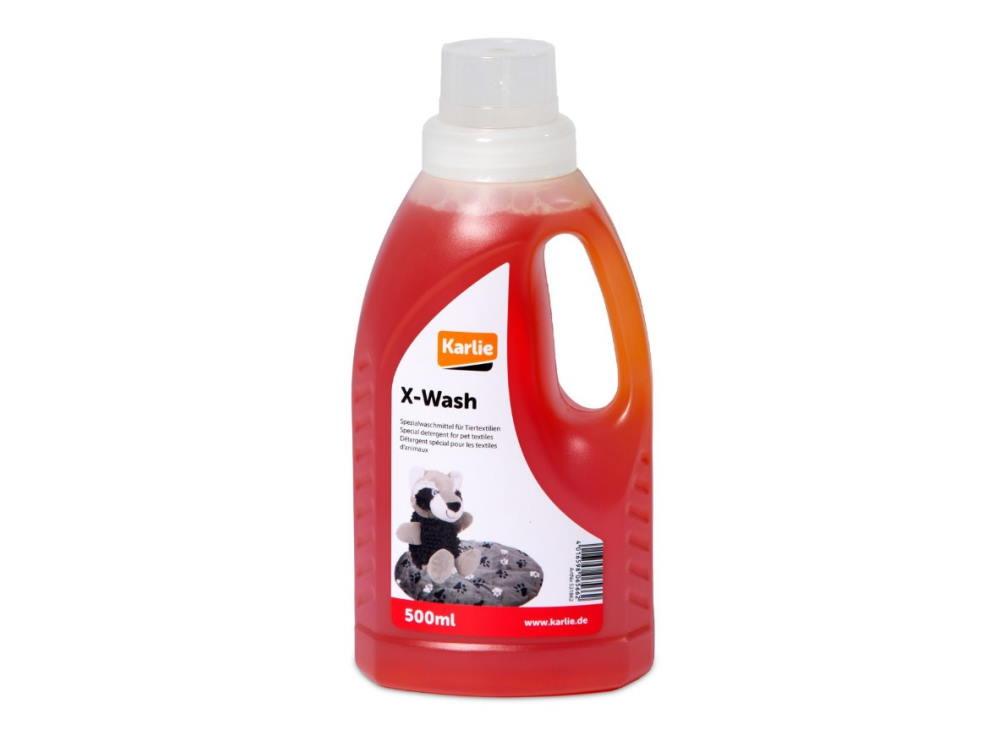 X-Wash Spezialwaschmittel für Hunde-Textilen