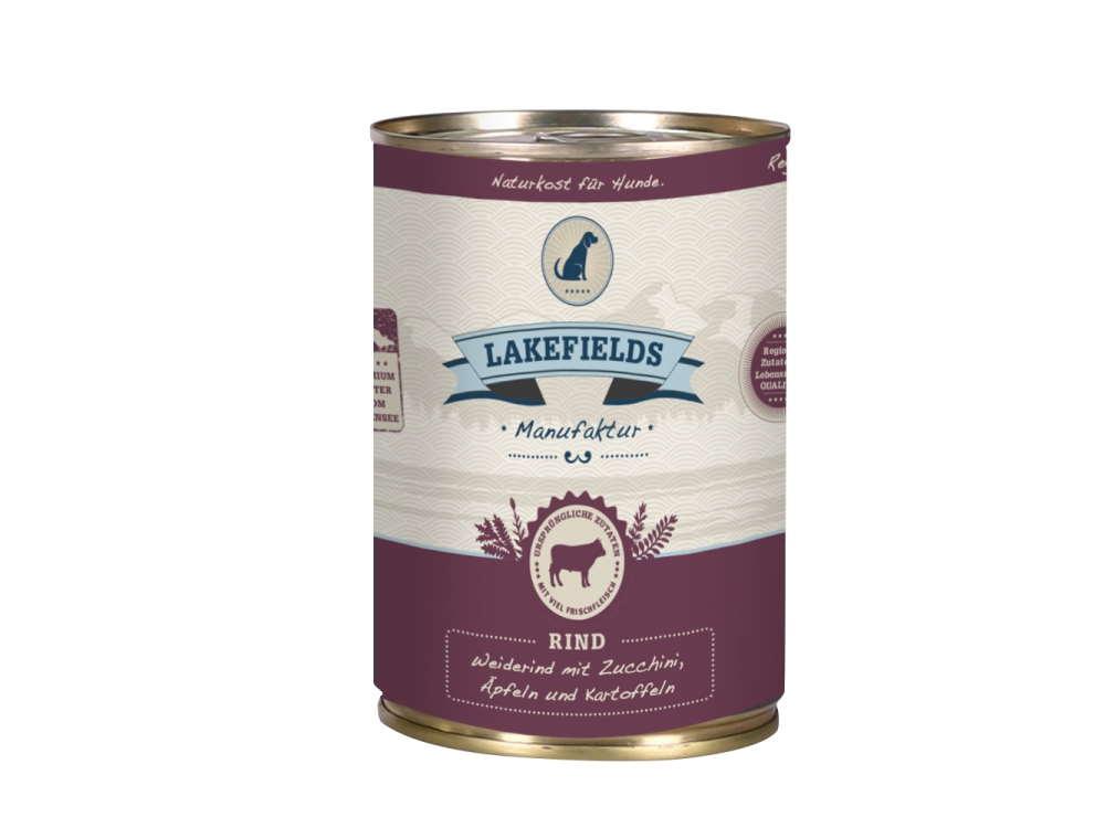 Lakefields Dosenfleisch-Menü Weiderind