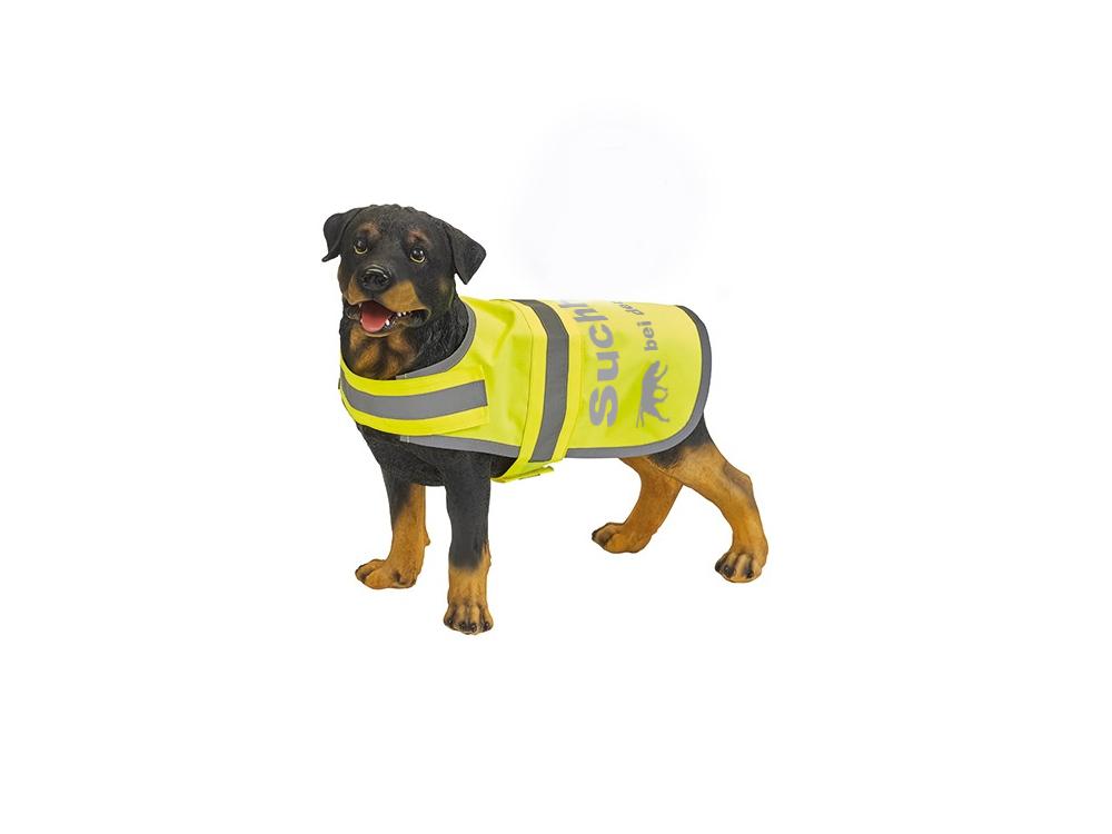 Hunde-Sicherheitsweste selbst gestalten
