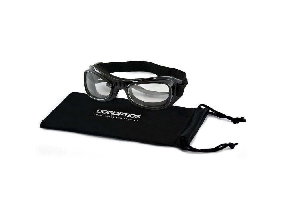 DogOptics Sonnen- und Schutzbrille für Hunde