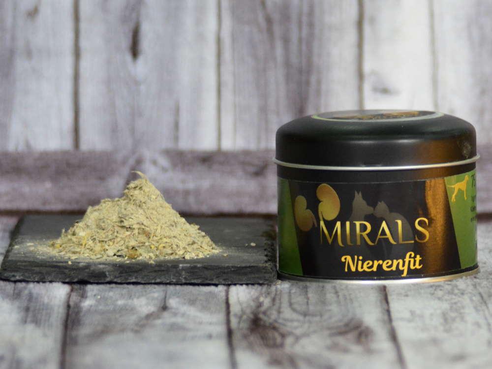 Mirals Nierenfit für Hunde 75 g