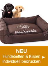 Hundebett & Hundekissen & Hundedecke von Hunter oder Relaxoo