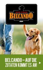 Belcando Hundefutter für Hunde und Welpen
