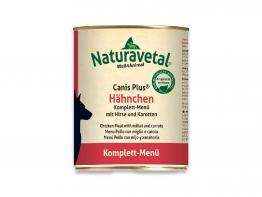 Naturavetal Canis Plus Hähnchen Komplett-Menü