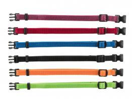 Hundehalsbänder für Welpen - kräftige Farben