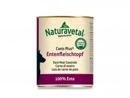 Naturavetal Canis Plus Entenfleischtopf